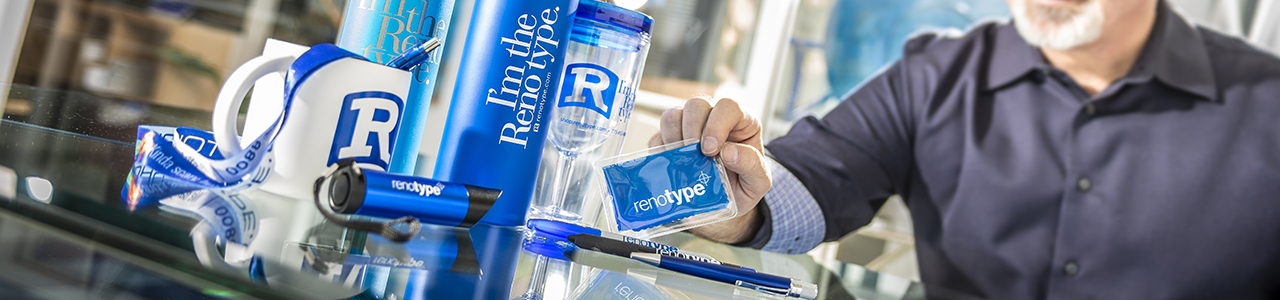 Reno Type Promotional Products